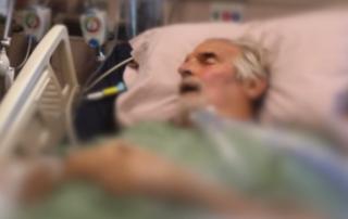 Virus from sewage saves man's life