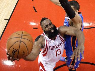 NBA Playoffs Roundup: Rockets advance to semis