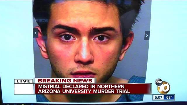 Judge declares mistrial in 2015 shooting near Arizona campus