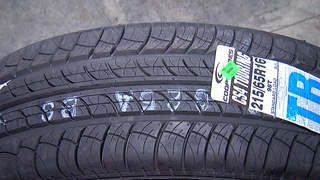 Drivers try to keep up with rising tire prices