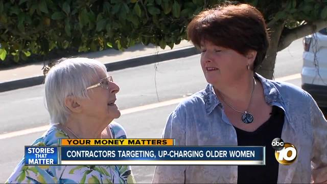 Dating older women in san diego