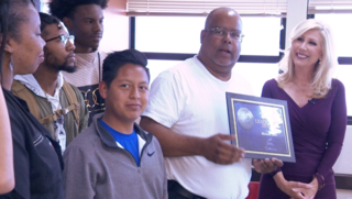 10News LEADership Award: Michael Love
