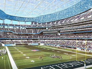 Chargers stadium in Inglewood delayed until 2020