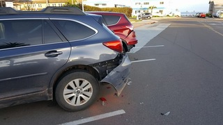 Couple tired of hit-and-run crashes in OB