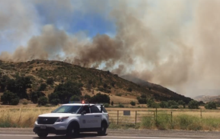'Gate Fire' grows as containment increases