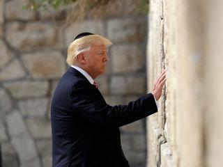 DC Daily: Trump visits Israel