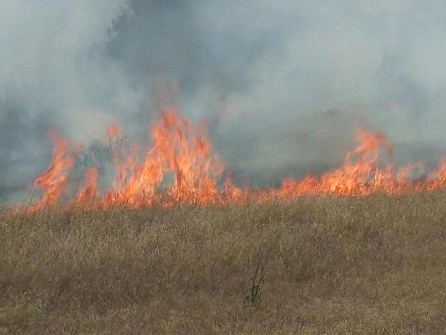 Gate Fire: Evacuation orders lifted in fire area