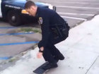 WATCH: SDPD officer shows off skateboard skills