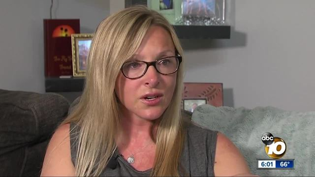 Rancho Bernardo mom recounts traumatizing bee attack