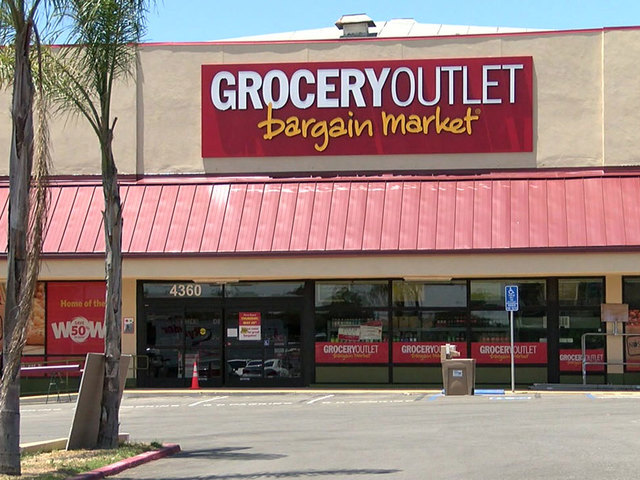 New Grocery Outlet Store Opens In San Diego S City Heights