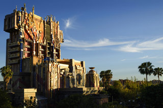 Guardians of the Galaxy ride opens Saturday