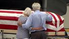 Family buries Vietnam vet missing for 50 years