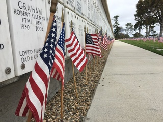 Scouts honor fallen heroes at Fort Rosecrans