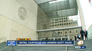 New courthouse move-in expected to take months