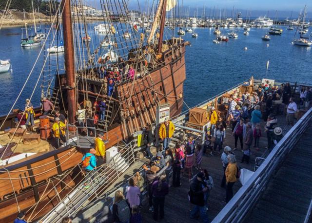 Summer fun: Ahoy, Maritime Museum!