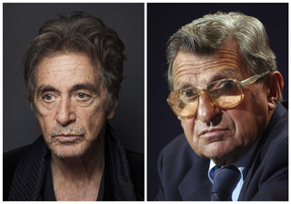 Pacino to play Paterno in HBO biopic
