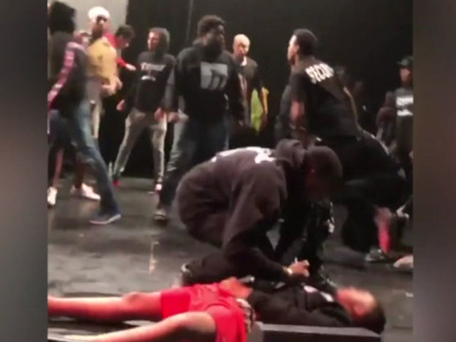XXXTentacion Knocked Out On Stage In San Diego