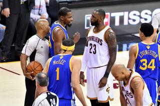2017 NBA Finals: Game 4