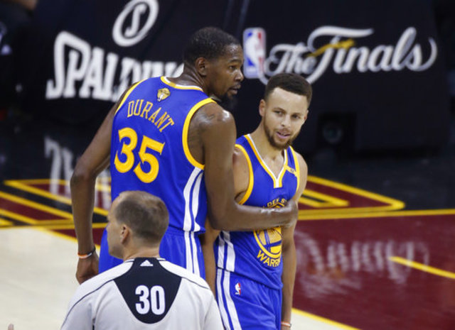 Kevin Durant agreed to join Warriors after Game 7 of 2016 Finals
