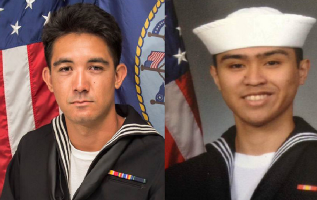 Our worst fears about the seven missing United States  sailors have been confirmed