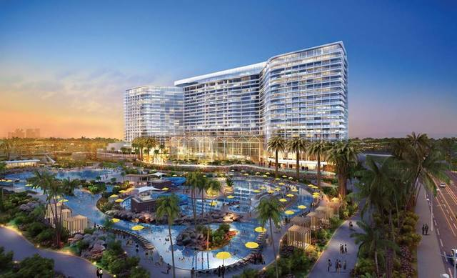 Chula Vista To Get 1 Billion Resort Hotel Convention