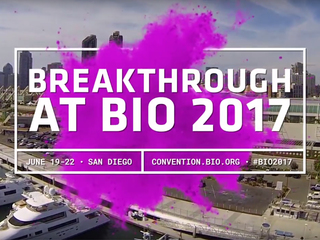 BIO International Convention in San Diego