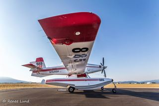 Firefighting aircraft added to San Diego's fleet