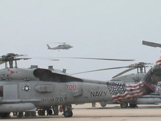 Helicopter squadrons return to NAS North Island
