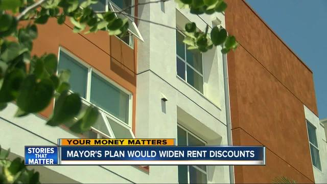 San Diego mayor-s housing plan gets discounts for families earning six-figures
