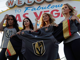 Expansion Vegas not done dealing after draft