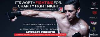 Boxing for rare forms of cancer