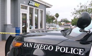 2 SD Subway shops hit in separate robberies