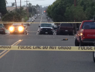 1 man dead in Logan Heights shooting
