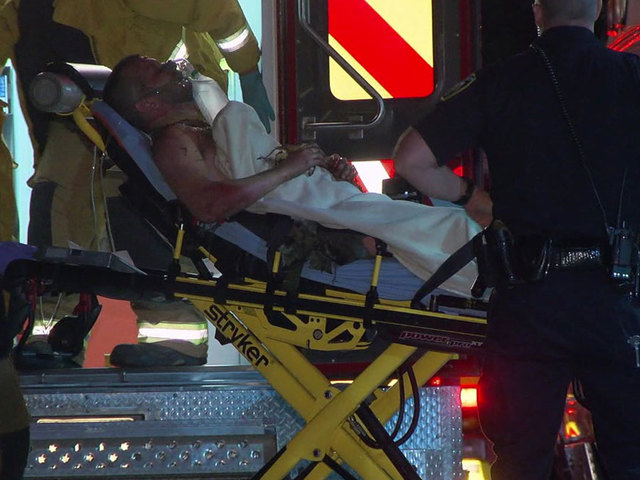 2 Marines burned in MCAS Miramar explosion