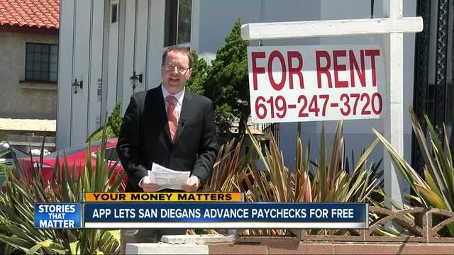 App lets San Diegans advance paychecks for free