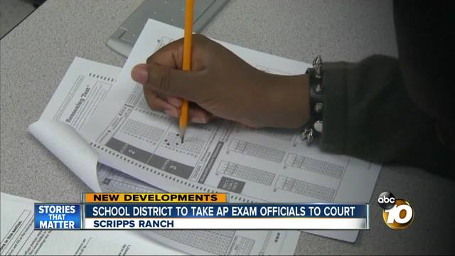 Scripps Ranch testing scandal may end in lawsuit