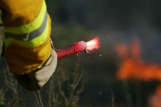 CNF starts elevated fire restrictions