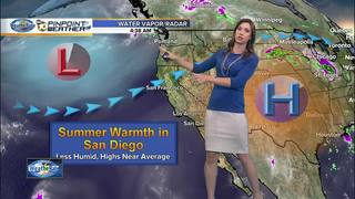 Angelica's Forecast: Wonderful weekend weather!