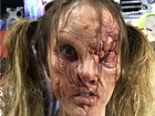 Makeup artists show their talent at Comic-Con