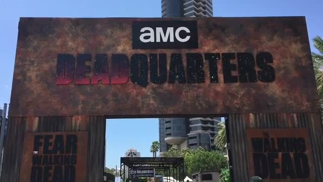-Walking Dead- offers Deadquarters to San Diego Comic-Con fans