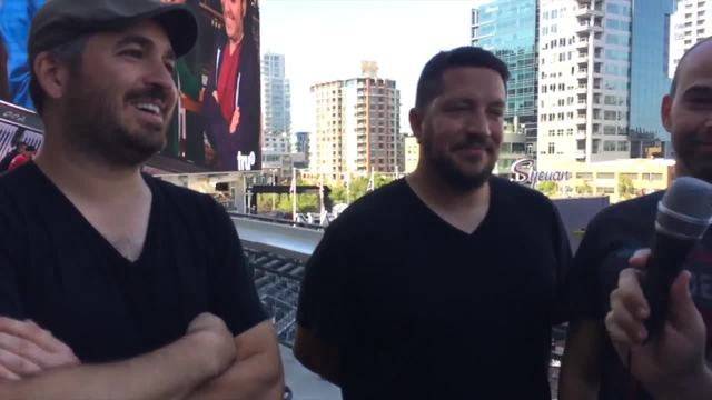 10News talks with Impractical Jokers at San Diego Comic-Con