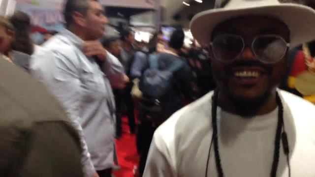 will-i-am of the Black Eyed Peas attends San Diego Comic-Con