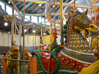 Ride the Balboa Park Carousel for free today