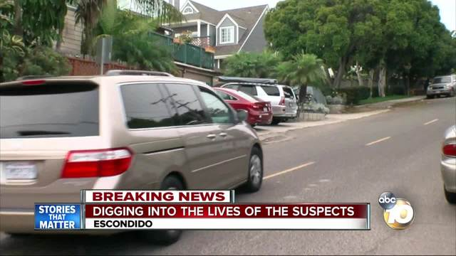 Police find truck possibly used in Encinitas kidnapping attempt