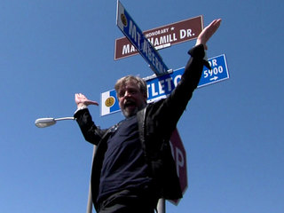 Mark Hamill Drive unveiled in Clairemont