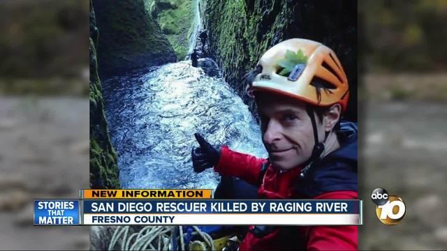 San Diegan Drowns in Fresno's Kings River: Sheriff