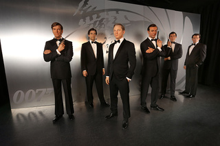 Who's your favorite actor to play James Bond?
