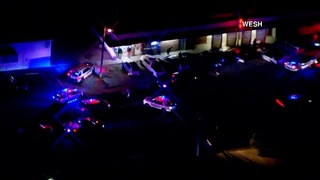 Six officers shot in two states Friday night