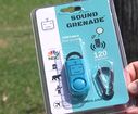 'Sound Grenade' could prevent attacks on campus