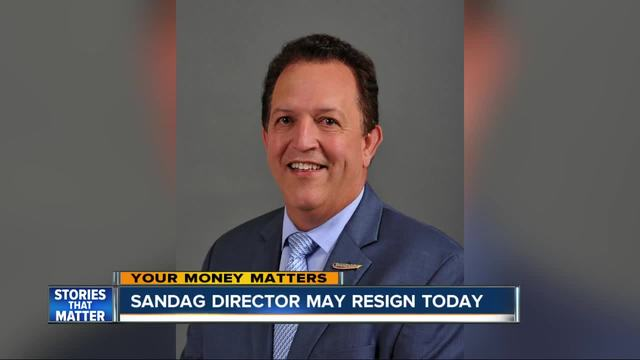 SANDAG-s director may resign Friday